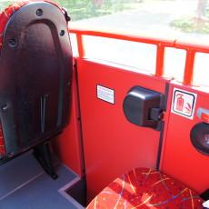 STS Funbus equipment